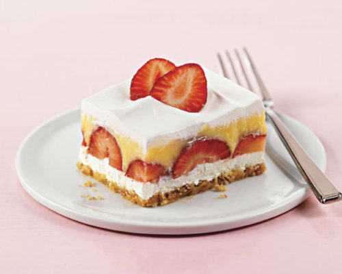 Image of berry delight cake